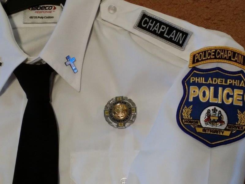 Dress white uniform rocker patches